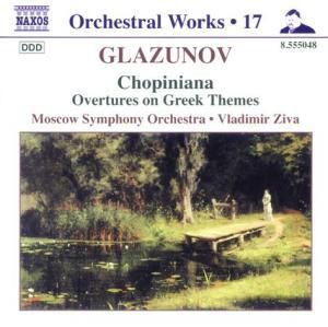 Chopiniana/Ouvertüren Über Gri, Vladimir Ziva, Moskau So