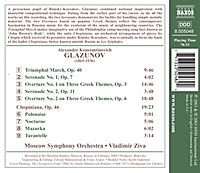 Chopiniana/Ouvertüren Über Gri - Produktdetailbild 1