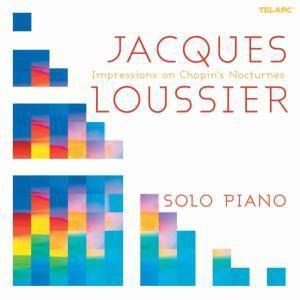 Chopins Nocturnes (SACD), Jacques Loussier