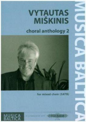 Choral Anthology for mixed choir (SATB) (Englisch / Latein) - Vytautas Miskinis pdf epub