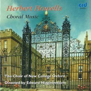 Choral Music, Choir Of New College Oxford, Edward Higginbottom