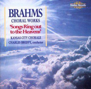 Choral Works, Charles Bruffy, Kansas City Chorale