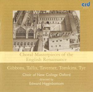 Chorale Meisterwerke, Choir Of New College Oxford, Edward Higginbottom