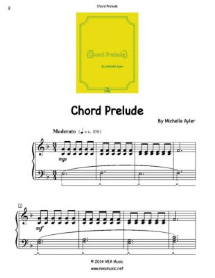 Chord Prelude, Michelle Ayler