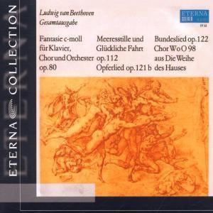 Chorfantasie/Opferlied/+, A: Stolte, Gol, Rsb, F. Konwitschny