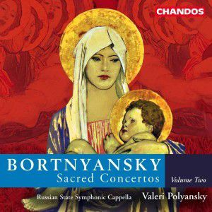 Chorkonzerte Vol. 2, Valeri Polyansky, Sruss & Cappella