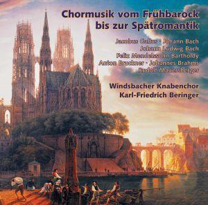Chormusik Vom Frühbarock Bis Zur Spätromantik, Windsbacher Knabenchor