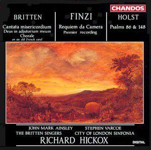 Chorwerke, Britten Singers, Cls
