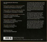 Chorwerke - Produktdetailbild 1