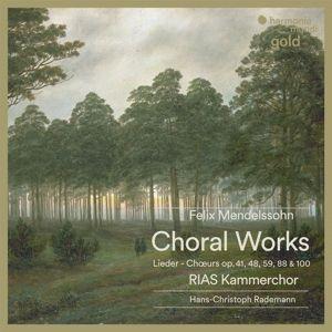 Chorwerke, Rias Kammerchor, Hans Christoph Rademann