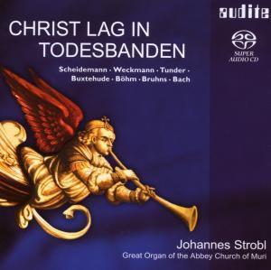 Christ Lag In Todesbanden, Johannes Strobl