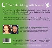 Christentum & Islam - was ist das?, 4 CDs - Produktdetailbild 1