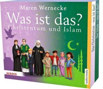 Christentum & Islam - was ist das?, 4 CDs, Maren Wernecke, Hemma Michel
