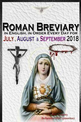 Christian Books Today Ltd: The Roman Breviary, Bellarmine SSJC V. Rev. Gregory