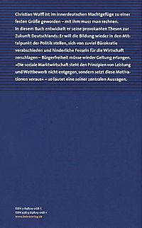 Christian Wulff - Deutschland kommt voran - Produktdetailbild 2