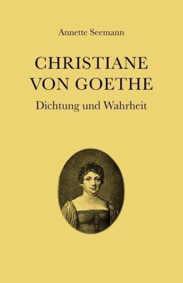 Christiane von Goethe, Annette Seemann