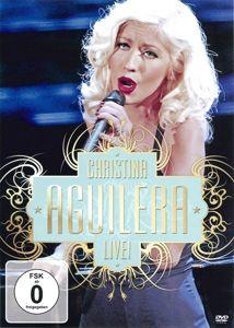 Christina Aguilera-Live In L.A., Christina Aguilera