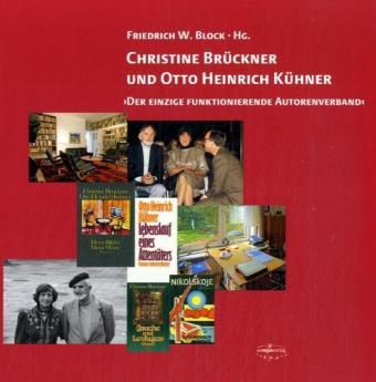 Christine Brückner und Otto Heinrich Kühner