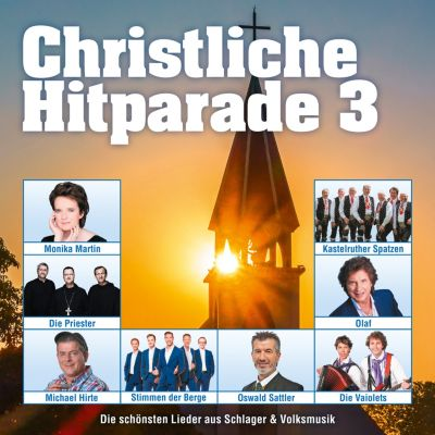 Christliche Hitparade 3, Various