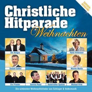 Christliche Hitparade - Weihnachten, Diverse Interpreten