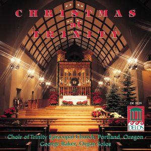 Christmas At Trinity Church, Trinity Episcopal Church Choir