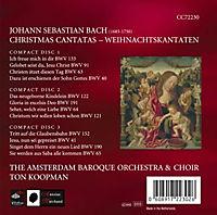 Christmas Cantatas-Weihnacht - Produktdetailbild 1