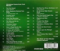 Christmas Carols from York Minster - Produktdetailbild 1