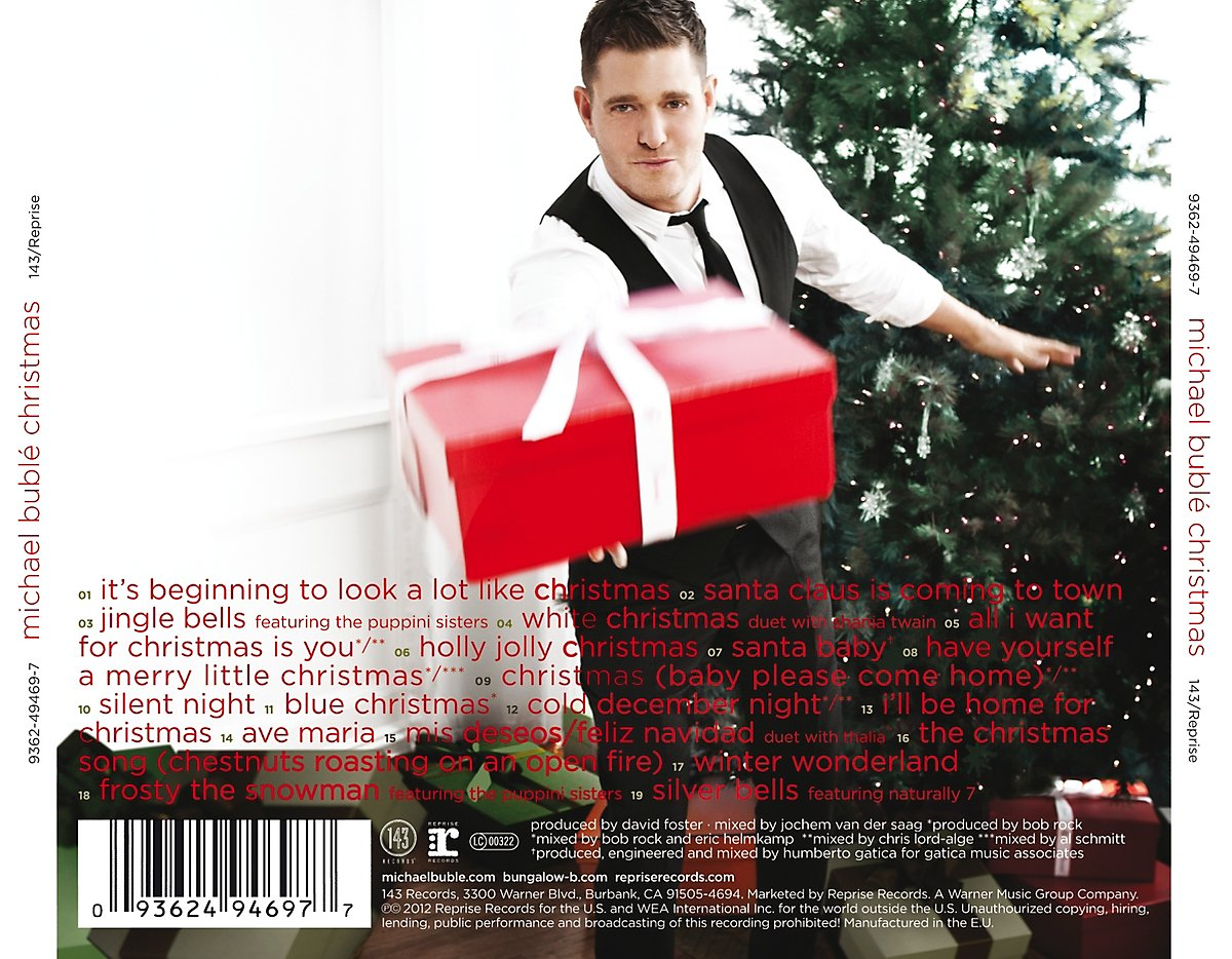 Christmas Deluxe Special Edition von Michael Bublé ...