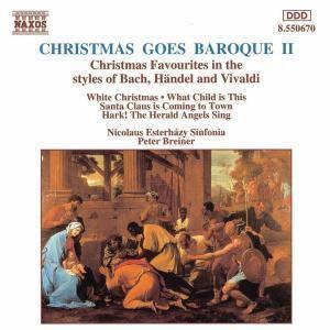 Christmas Goes Baroque Ii, Breiner, N.Esterhazy Sinfonia