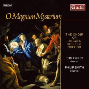 Christmas Music & Carols, Oxford,T.Lydon,Ph.Smith Choir of Lincoln College