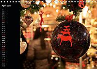 Christmas Tales from Bremen Christmas Market (Wall Calendar 2019 DIN A4 Landscape) - Produktdetailbild 4