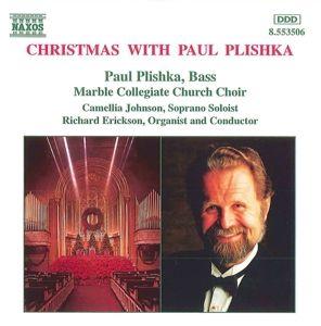 Christmas With, Plishka, Johnson, Erickson