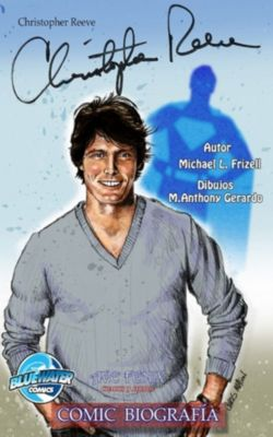 Christopher Reeve.Comic biografia, Michael frizell