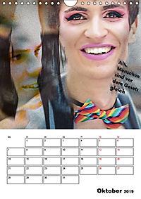 CHRISTOPHER STREET DAY München (Wandkalender 2019 DIN A4 hoch) - Produktdetailbild 10
