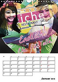CHRISTOPHER STREET DAY München (Wandkalender 2019 DIN A4 hoch) - Produktdetailbild 1
