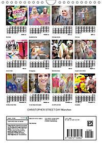 CHRISTOPHER STREET DAY München (Wandkalender 2019 DIN A4 hoch) - Produktdetailbild 13