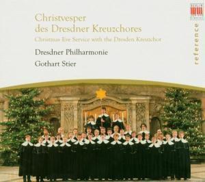 Christvesper des Dresdner Kreuzchores, Stier, Dresdner Kreuzchor, Dp