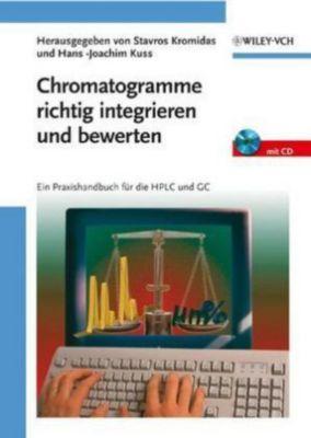 Chromatogramme richtig integrieren & bewerten, m. CD-ROM