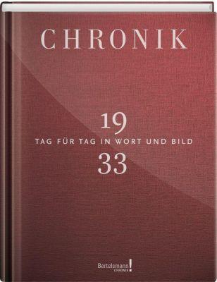 Chronik 1933
