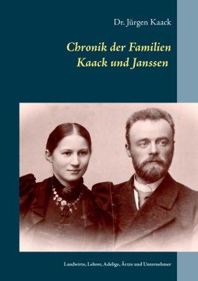 Chronik der Familien Kaack und Janssen, Jürgen Kaack