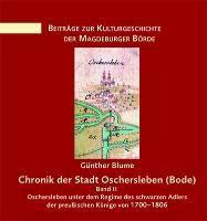 Chronik der Stadt Oschersleben (Bode), Günther Blume