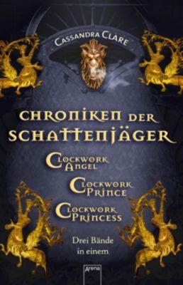 Chroniken der Schattenjäger (1-3), Cassandra Clare
