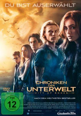 Chroniken der Unterwelt, Cassandra Clare