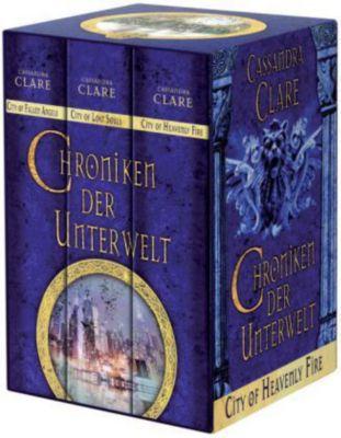Chroniken der Unterwelt, 3 Bde., Cassandra Clare