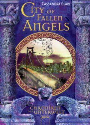 Chroniken der Unterwelt Band 4: City of Fallen Angels, Cassandra Clare