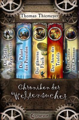 Chroniken der Weltensucher: Chroniken der Weltensucher - Die komplette Reihe, Thomas Thiemeyer