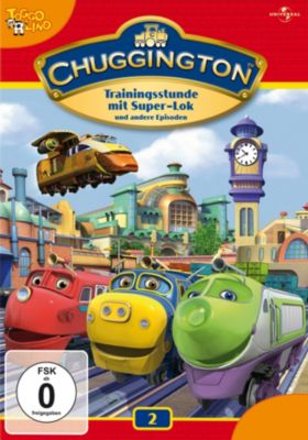 Chuggington - Trainingsstunde mit Super-Lok, Volume 2, Diverse Interpreten