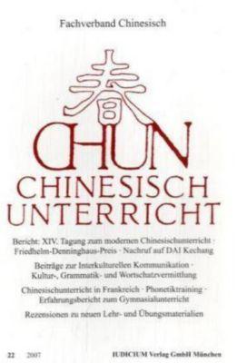 CHUN, Chinesischunterricht