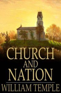 Church and Nation, William Temple