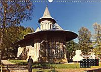 Churches of Moldavia (Wall Calendar 2019 DIN A3 Landscape) - Produktdetailbild 1